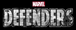 The Defenders - Logo Netflix