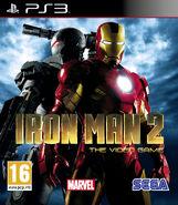 IronMan2 PS3 EU cover