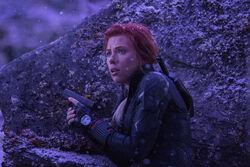 Natasha on Vormir