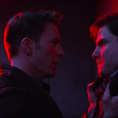 Rogers confronta a Zemo.