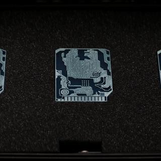 Chips necesarios para quitar el control de S.H.I.E.L.D. sobre los Helicarriers.