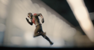 Ant-Man running