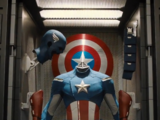 Captain America's Uniform