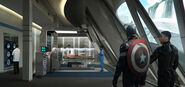 Captain America Civil War 2016 concept art 24