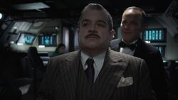 Coulson shows Ernest Koenig Zephyr One