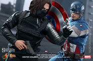 Winter Soldier Hot Toy 9