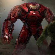 AAoU Concept Art Hulkbuster