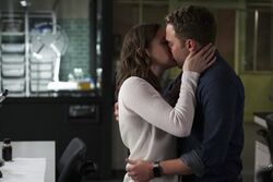 FitzSimmons Kissing