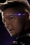 Hawkeye (Endgame Poster)