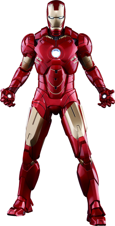 Iron Man Armor: Mark IV | Marvel Cinematic Universe Wiki ...
