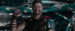 Thor Defeating Loki (Ragnarok)