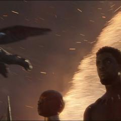Wilson se incorpora a la Batalla de la Tierra.