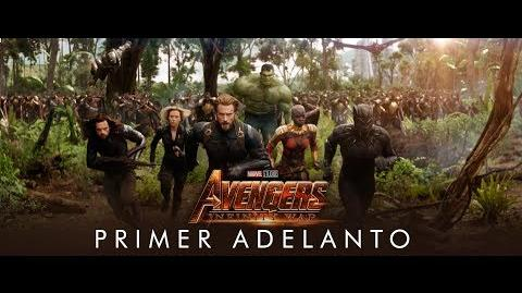 Avengers Infinity War - Primer Trailer (Doblado)