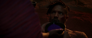 BP - Killmonger Consuming The Heart-Shaped Herb