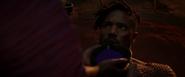 BP - Killmonger Consuming The Heart-Shaped Herb