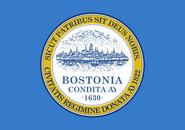 Flag of Boston