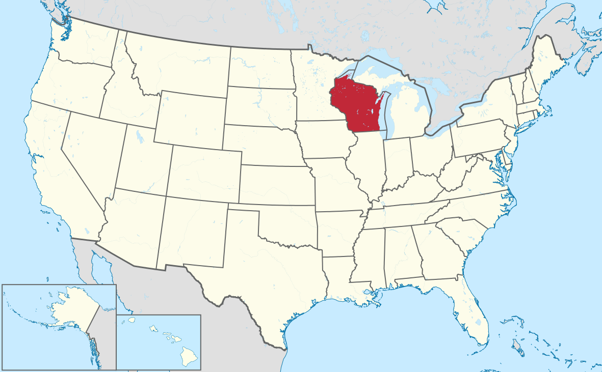 Image - Map of Wisconsin.png | Marvel Cinematic Universe Wiki ...