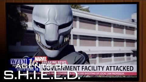 Meet the Watchdogs – Marvel's Agents of S.H.I.E.L.D. Season 3, Ep