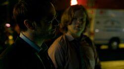 Murdock Crime scene