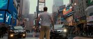 Steve Rogers (Times Square 2011)