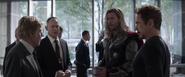 Thor meets Alexander Pierce