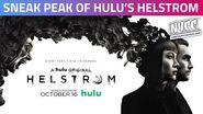 Hulu's Helstrom Cast Interview & Sneak-peek