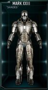 IM Armor Mark XXIII