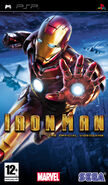 IronMan PSP EU cover front
