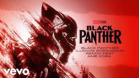 Ludwig Göransson - Black Panther (Ludwig Göransson Remix Official Audio) ft