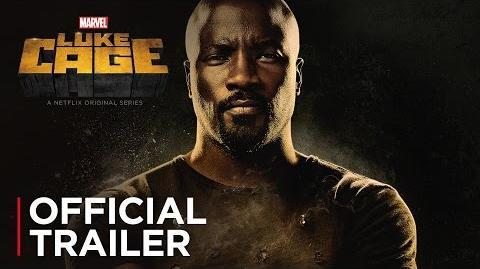 Luke Cage (2016) Tráiler Oficial Doblado al Español Latino HD Marvel Netflix