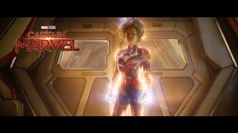 "Marvel Studios' Captain Marvel ""Facts"" TV Spot"