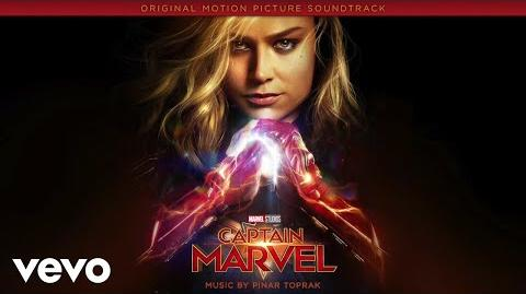 "Pinar Toprak - Space Turbulence (From ""Captain Marvel"" Audio Only)"