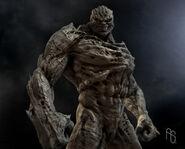 The Incredible Hulk concept art 3