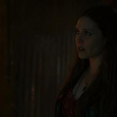 Wanda tiene su primer encuentro con Ultrón.