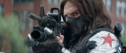 Winter Soldier's Prosthetic Arm