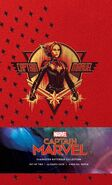 Captain Marvel Libreta