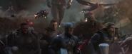 Hawkeye in Avengers charge