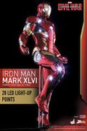 Iron Man Civil War Hot Toys 5