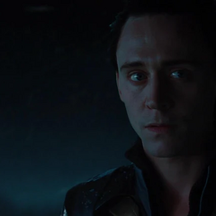 Loki en Jotunheim.