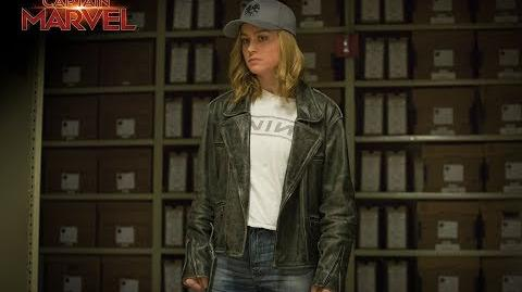 "Marvel Studios' Captain Marvel ""Good Look"" TV Spot"