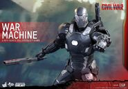 War Machine Civil War Hot Toys 8