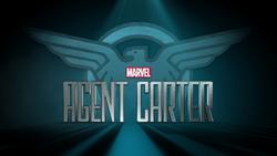 Agent Carter Series Logo