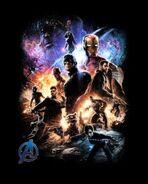 Avengers Endgame promo art 2