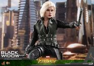 Black Widow Infinity War Hot Toys 12