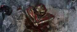 Iron Man Armor Mark XLIX (Battle of Wakanda)