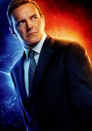 Phil Coulson Textless Poster