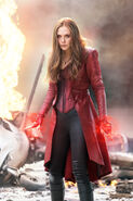 Scarlet Witch Civil War Empire