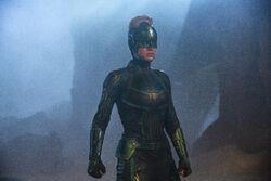 Captain Marvel armor