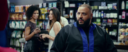 DJ Khaled (Spider-Man Homecoming NBA FInals TV Spot)