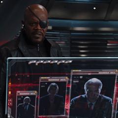 Fury decide desobedecer las órdenes del Consejo Mundial de Seguridad.